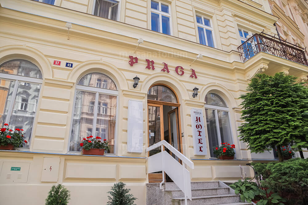 Санаторий Praga