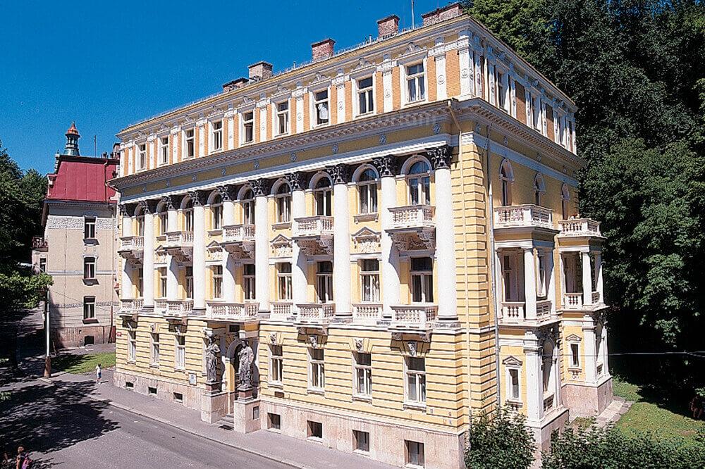 Санаторий Svoboda