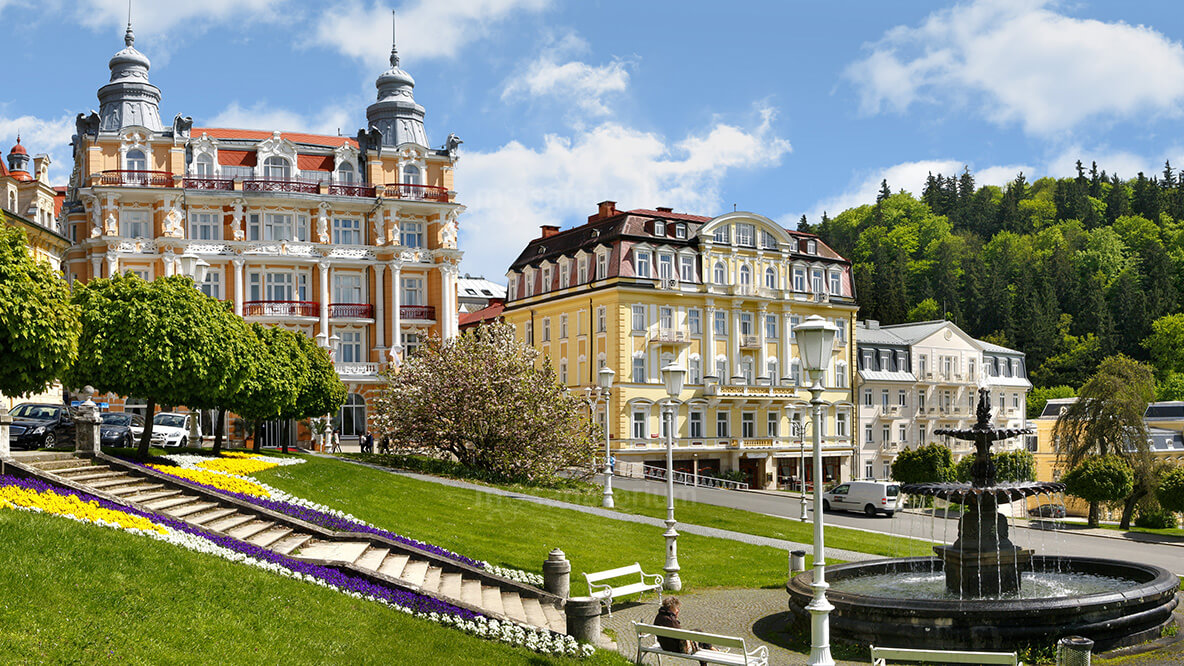 Санаторий Spa Resort Hvezda