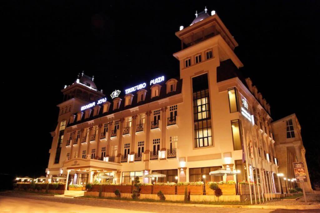 Отель Цхалтубо Плаза ( Tskaltubo Plaza)
