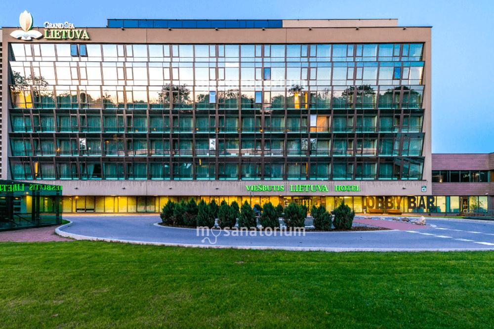 Санаторий Grand Spa Lietuva - Lietuva