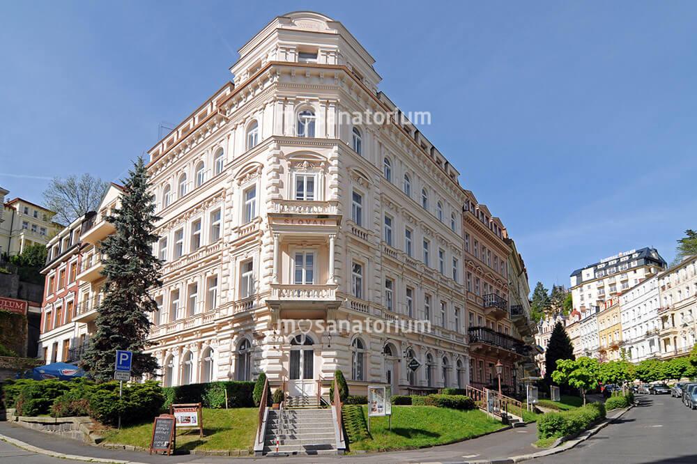 Спа отель Slovan