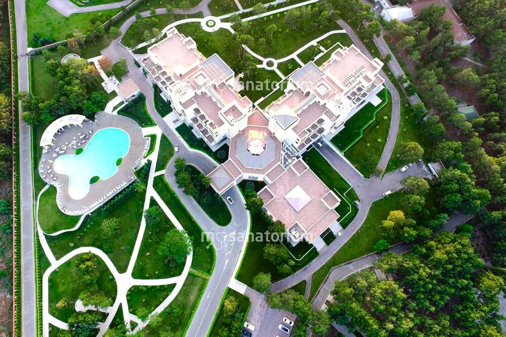 Санаторий Garabag (Карабах) Resort Spa Нафталан