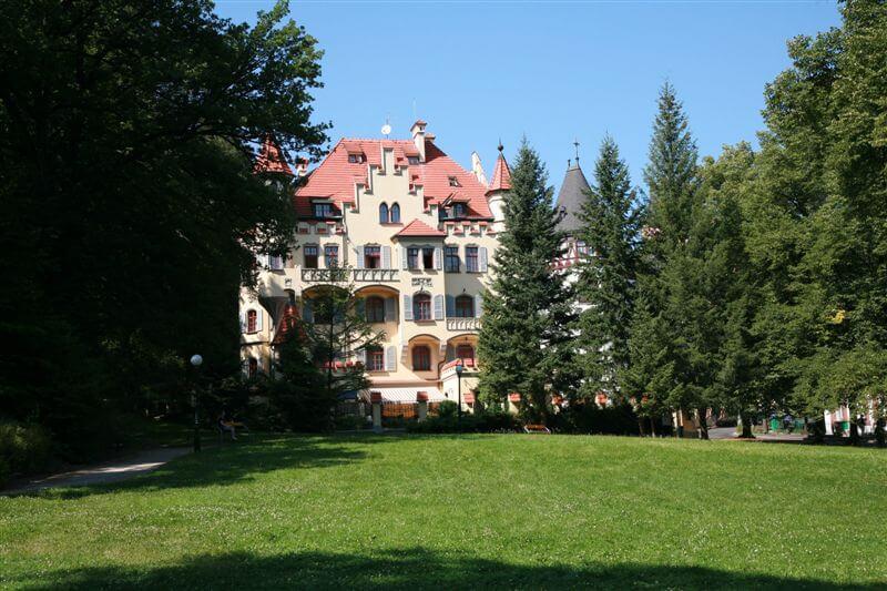 Villa Ritter Detox Hotel, Карловы Вары