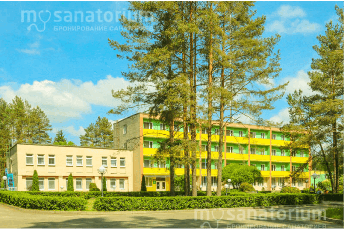 Санаторий Радуга в Беларуси