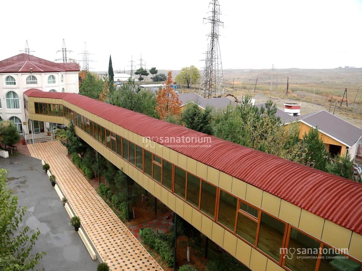 Лучшие санатории в Нафталане по качеству лечения