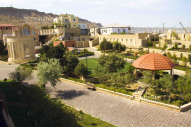 Санаторий Шихово, Баку